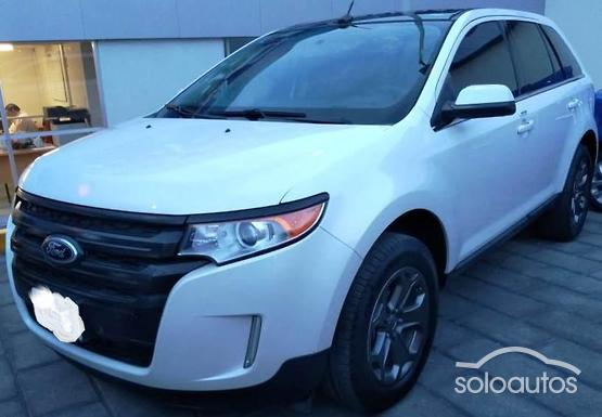 2011 Ford Edge Limited 3.5 V6 Piel Sunroof