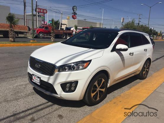 2017 KIA SORENTO SXL 4WD 3.3 AT