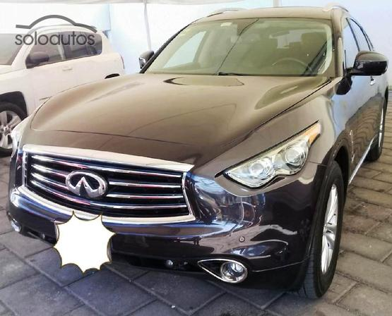 2014 Infiniti QX70 3.7 SEDUCTION 4WD TA