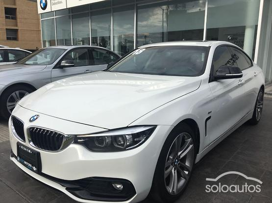 2018 BMW Serie 4 Grand Coupé 430iA Sport Line