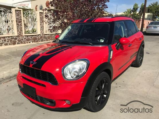 2012 MINI Countryman S Hot Chili TA
