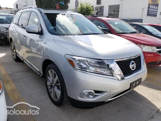 2016 Nissan Pathfinder Exclusive 4WD TA