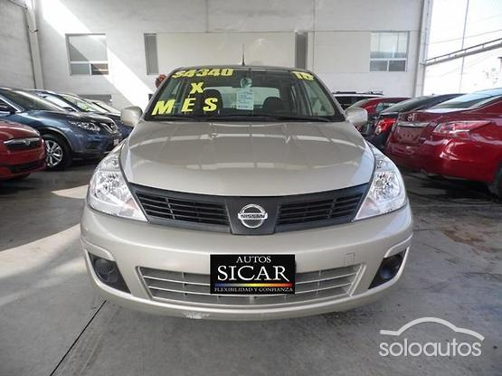 2016 Nissan Tiida Sedan Advance TA AC 1.8