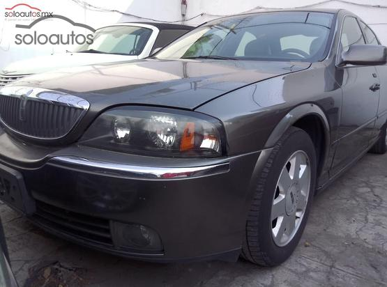 2004 Lincoln LS V6 Plus