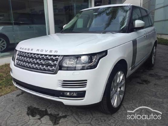 2015 Land Rover Range Rover 5.0 Vogue SE