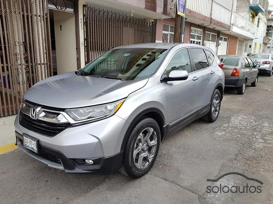 2017 Honda CR-V Turbo Plus