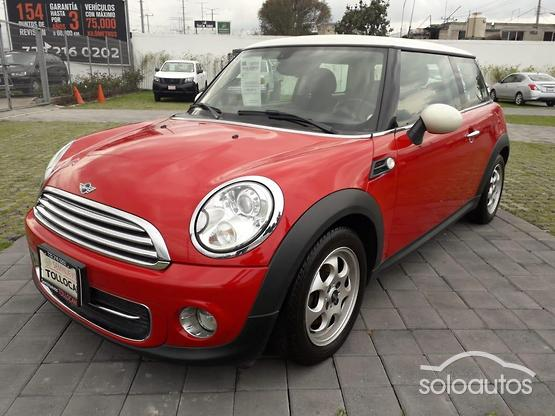 2013 MINI Mini Cooper Pepper