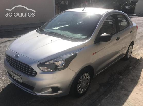 2017 Ford Figo IMPULSE TA A/A 4 PTAS