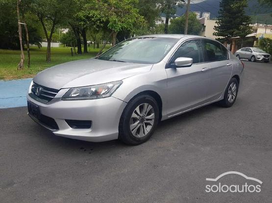 2014 Honda Accord EX L CVT L4