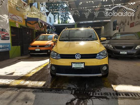 2013 Volkswagen CrossFox CrossFox Techo Corredizo ABS TM