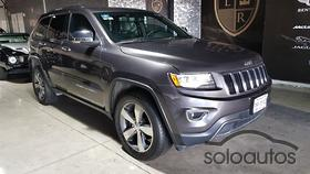2015 Jeep Grand Cherokee Limited V6 3.6 4X2