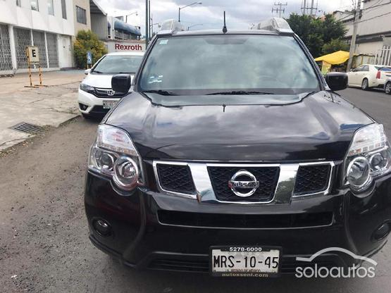 2014 Nissan X-TRAIL Advance Tela