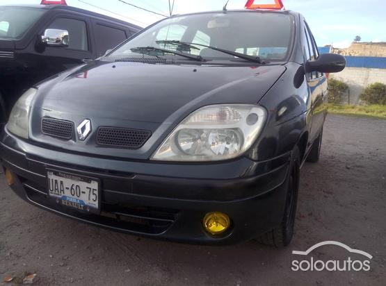 2002 RENAULT Scénic Expression AT Piel