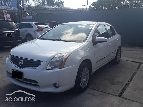 2012 Nissan Sentra Emotion 2.0 CVT