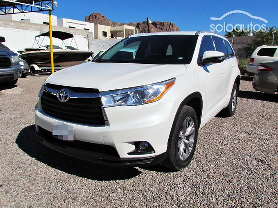 2014 Toyota Highlander 3.5 Limited AT