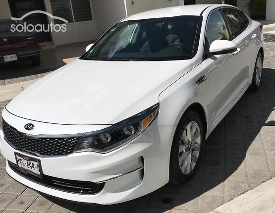 2018 KIA Optima EX 2.4 AT