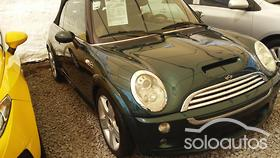 2007 MINI MINI Cooper S Convertible Chili