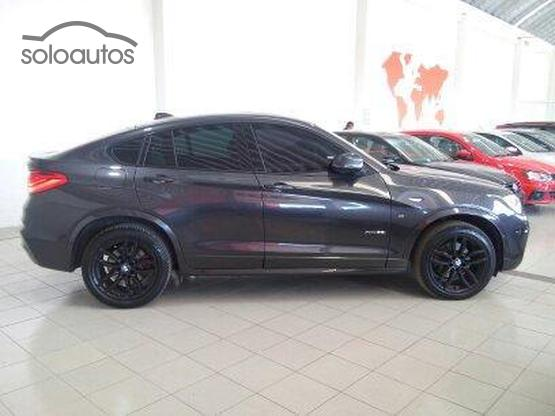 2017 BMW X4 3.0 xDrive 35iA M Sport AT