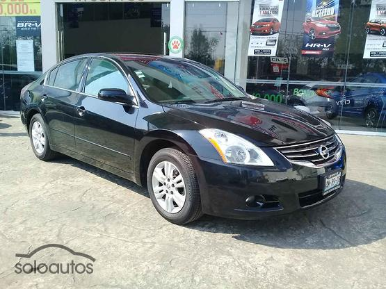 2010 Nissan Altima SL High 2.5L CVT con modo manual