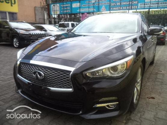2015 Infiniti Q50 3.7 Seduction TA