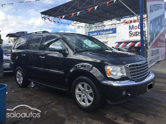 2007 Chrysler Aspen Limited 4x2 5.7L MDS
