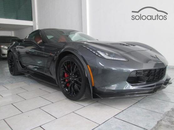 2017 Chevrolet Corvette Z51 Stingray Coupe D