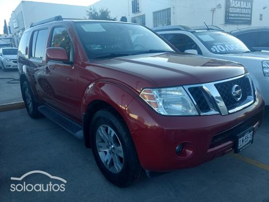 2012 Nissan Pathfinder Advance