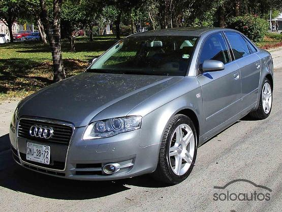 2008 Audi A4 2.0T Cabrio Elite Multitronic