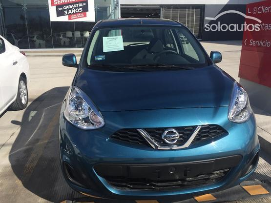 2018 Nissan March Advance TM
