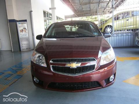 2017 Chevrolet Aveo Ltz Y At