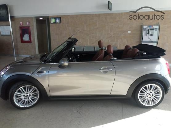 2018 MINI MINI Cooper Convertible Pepper