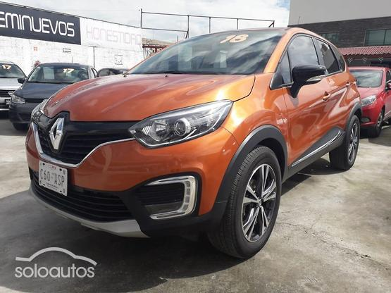 2018 Renault Captur Intens TM