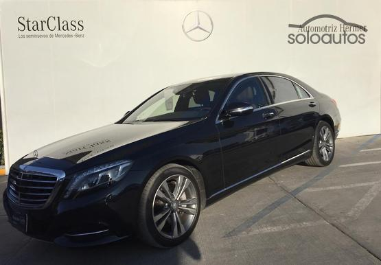 2017 Mercedes-Benz Clase S 500 CGI Coupe 4MATIC