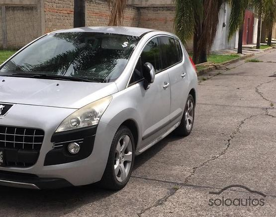2011 Peugeot 3008 1.6 Turbo Tiptronic