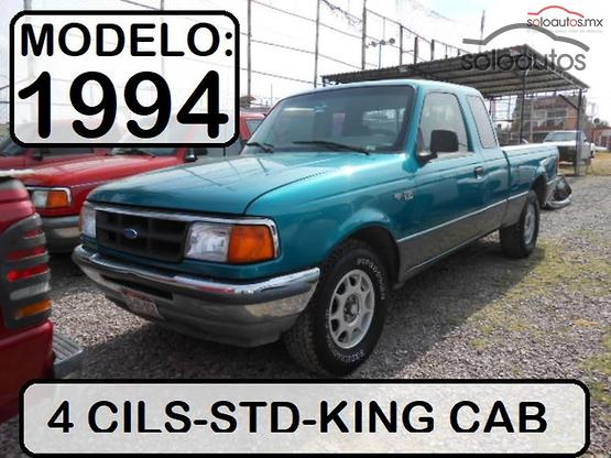 2002 Ford Ranger (O) Cab y Media,Sport