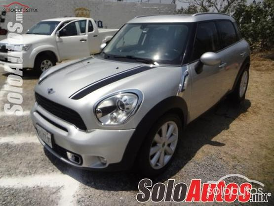 2012 MINI Countryman S Hot Chili TM
