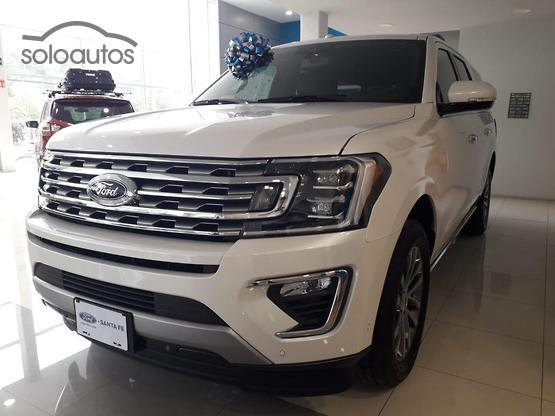 2018 Ford Expedition Limited Max 4x2 3.5 GTDI