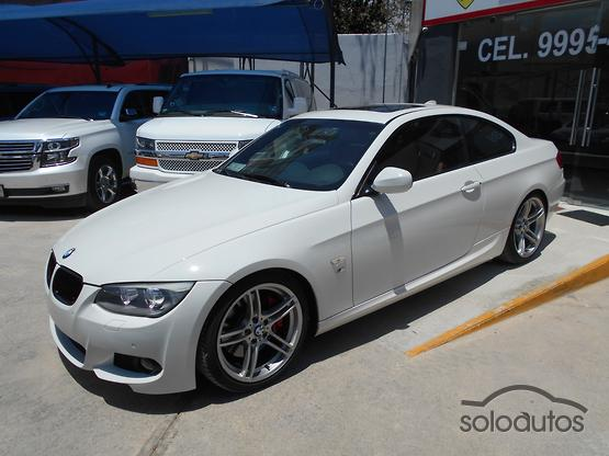 2013 BMW Serie 3 335iA Coupe M Sport