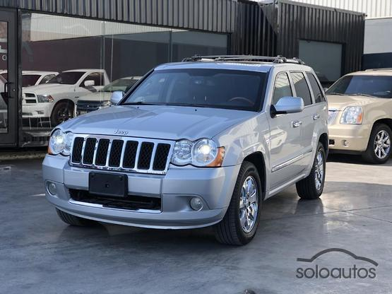 2009 Jeep Grand Cherokee Limited Premium 4X2 5.7L Hemi V8 MDS