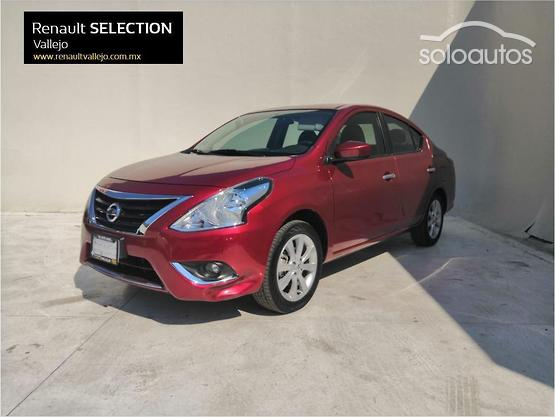 2017 Nissan Versa Drive AT AC