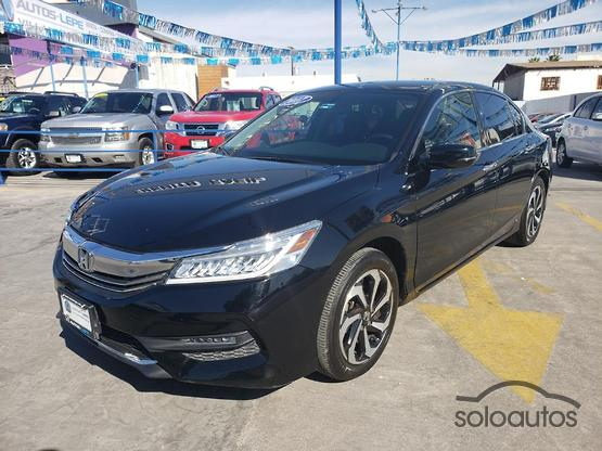 2017 Honda Accord EXL V6 Navi