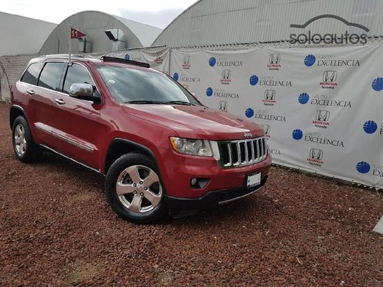 2011 Jeep Grand Cherokee Limited Premium V8 5.7 Hemi 4X4