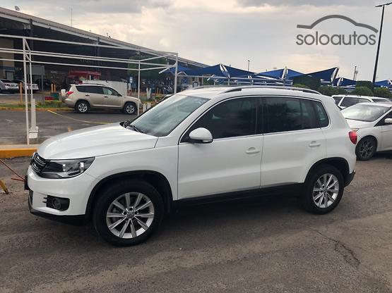 2015 Volkswagen Tiguan 2.0 Turbo Piel Track & Fun AT