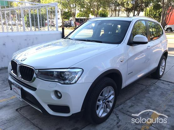 2016 BMW X3 3.0 sDrive 20iA AT