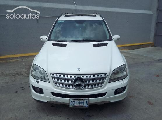 2007 Mercedes-Benz Clase M ML 500