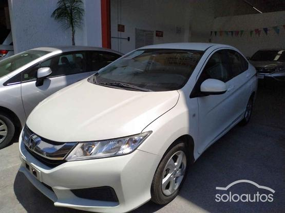 2016 Honda City LX Manual
