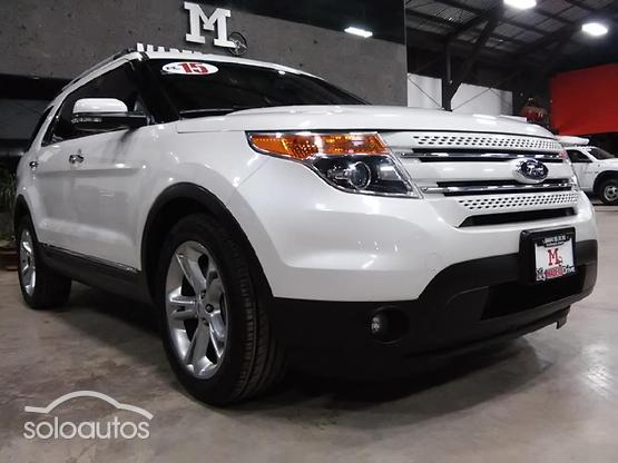 2015 Ford Explorer Limited V6 4WD