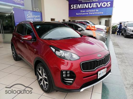 2016 KIA SPORTAGE SXL AWD 2.4 AT