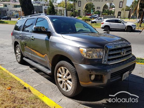 2012 Toyota Sequoia 5.7L V8 Limited