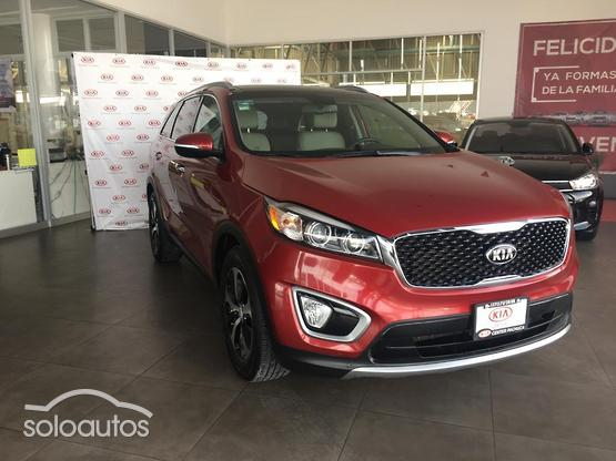 2017 KIA SORENTO EX PACK 3.3 AT